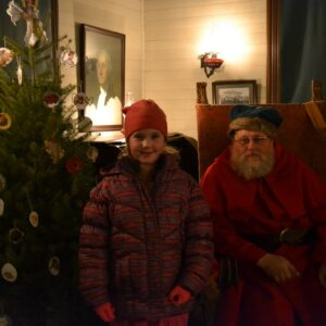 Ringing in Christmas…Past and Present in Grand Island