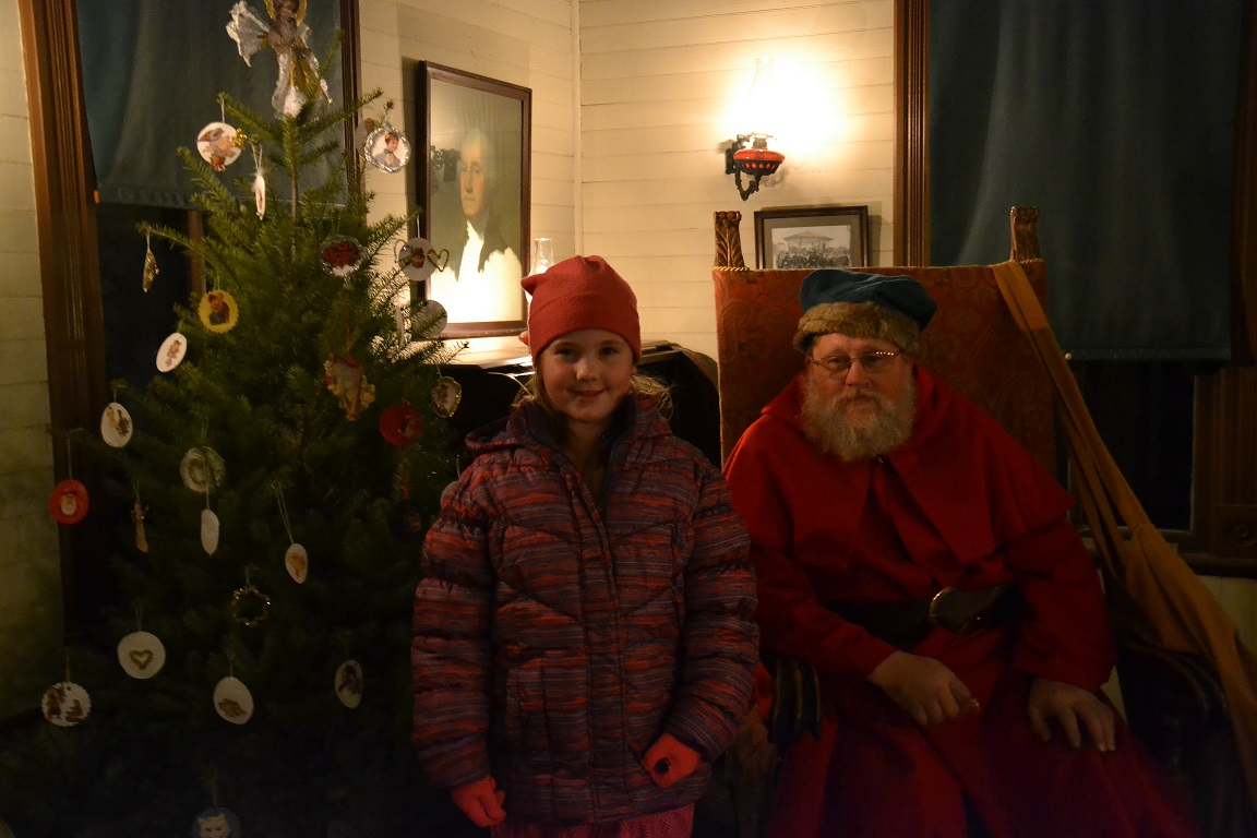 Ringing in Christmas...Past and Present in Grand Island www.herviewfromhome.com