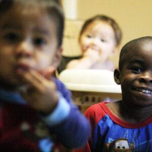 Talking to Your Toddler about Foster Care