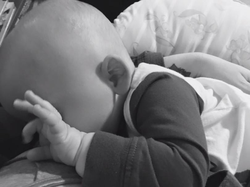 Nursing Infant