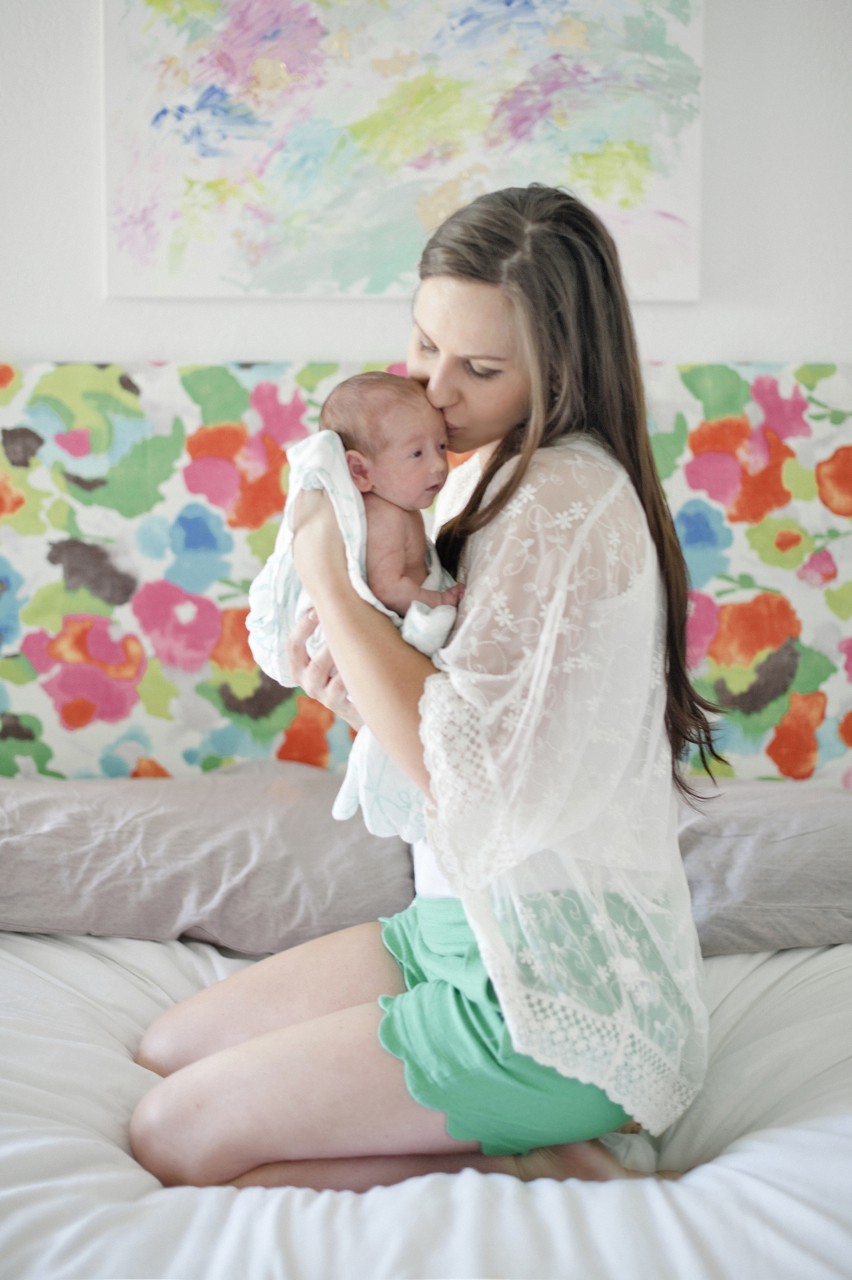 Advice for a New Mama www.herviewfromhome.com