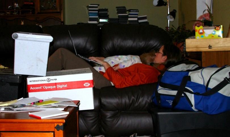 I Broke Down www.herviewfromhome.com