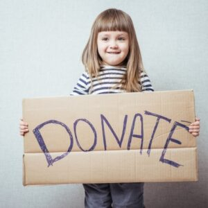 How Every Parent Can Raise Charitable Children