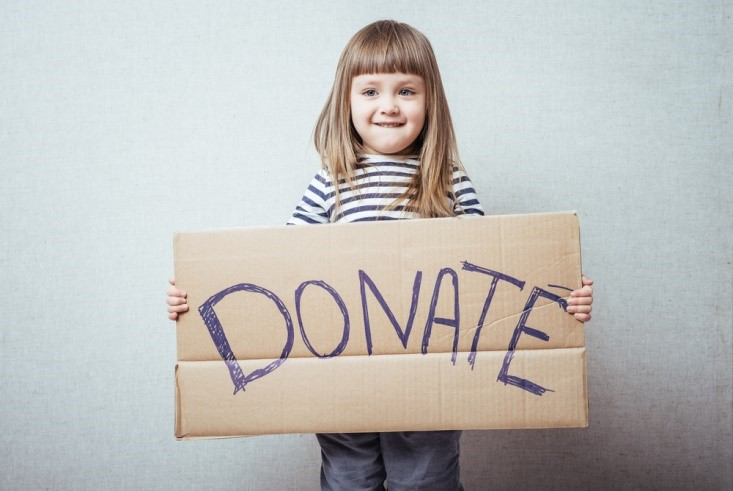How Every Parent Can Raise Charitable Children www.herviewfromhome.com