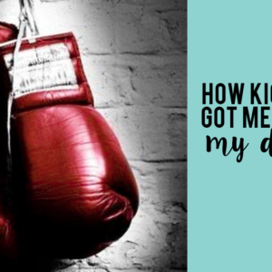 How Kickboxing Got Me Through My Divorce