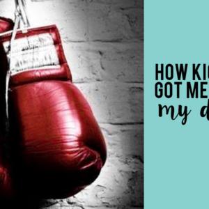 How Kickboxing Got Me Through My Divorce
