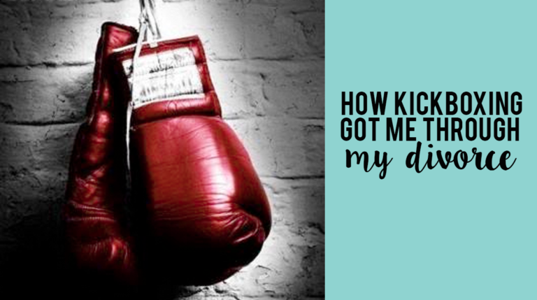 How Kickboxing Got Me Through My Divorce www.herviewfromhome.com