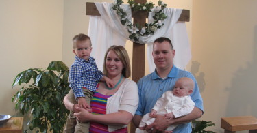 The Time We Went to Church Without Our Kids www.herviewfromhome.com