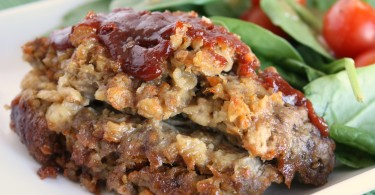 Slow-Cooker Surprise Meatloaf www.herviewfromhome.com
