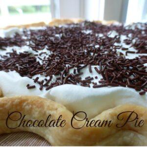 Chocolate Cream Pie: A Love Story