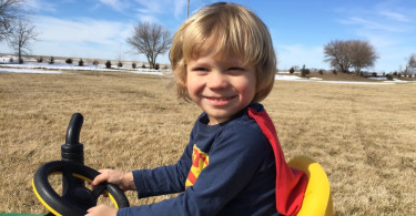 Two Years Later - Mom Shares Update On Son's Terrifying Burn Accident www.herviewfromhome.com