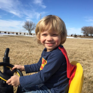 Two Years Later – Mom Shares Update On Son's Terrifying Burn Accident