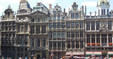 My Small Ode to Brussels www.herviewfromhome.com