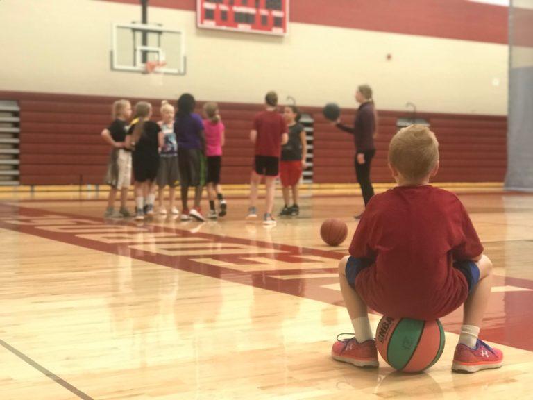 boy watching basketball www.herviewfromhome.com