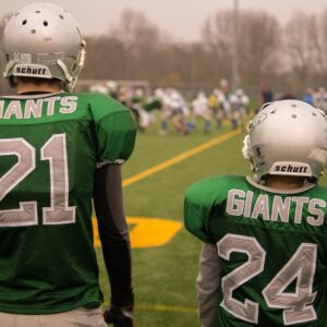 Why I Let My Son Play Football