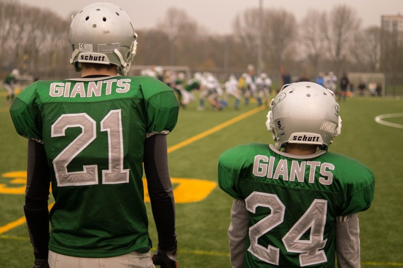 Why I Let My Son Play Football www.herviewfromhome.com