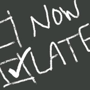 9 Steps to Fight Procrastination