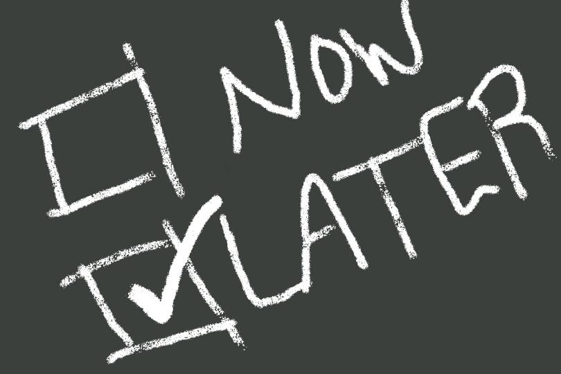 9 Steps to Fight Procrastination www.herviewfromhome.com