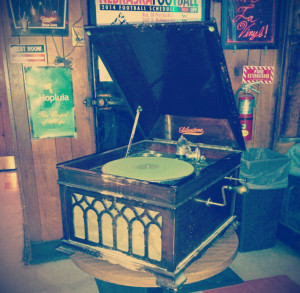 Tuesday nights: where music is smelled and spins   www.herviewfromhome.com