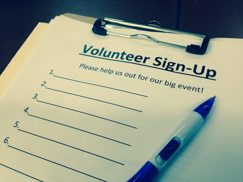I'm Tired of Being a Volunteer www.herviewfromhome.com