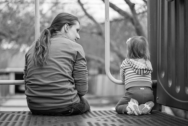 The Problem With Going From Career Woman to Stay at Home Mom www.herviewfromhome.com