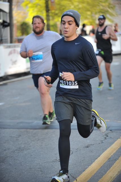 Former St. Jude Patient and Cancer Survivor Now Running a Half Marathon as a Hero www.herviewfromhome.com