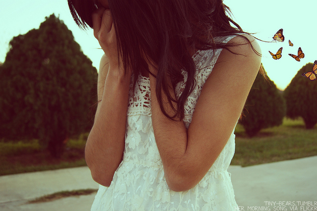 To My Daughter: It's OK To Cry www.herviewfromhome.com