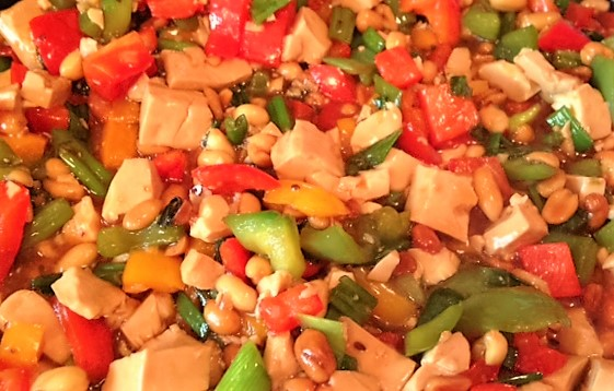 Better-than-Takeout Sweet and Spicy Chinese Stir-fry (Gluten-free & Paleo-friendly)   www.herviewfromhome.com