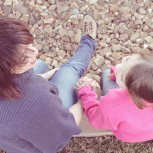 I'm (not) fine. An Open Letter to Moms about Not Being Okay