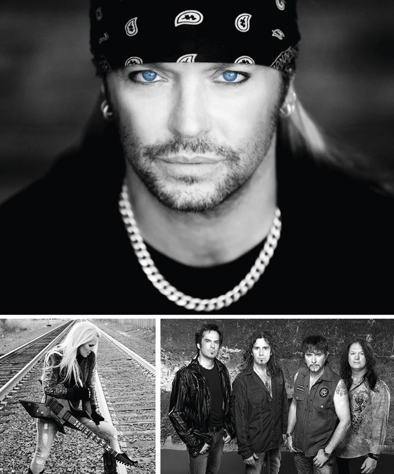 Bret Michaels, Lita Ford and Firehouse - Ticket Giveaway! www.herviewfromhome.com