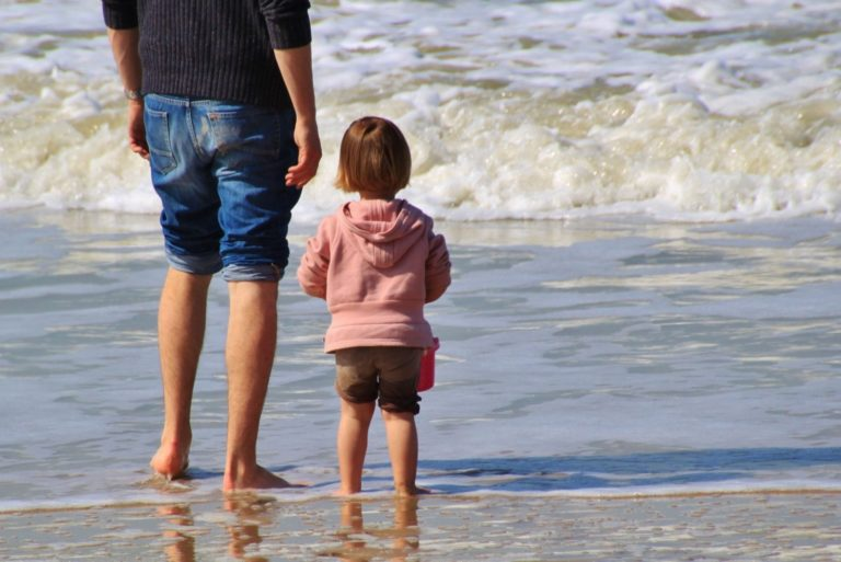 Why I Cut Ties With My Father Once I Became A Parent www.herviewfromhome.com
