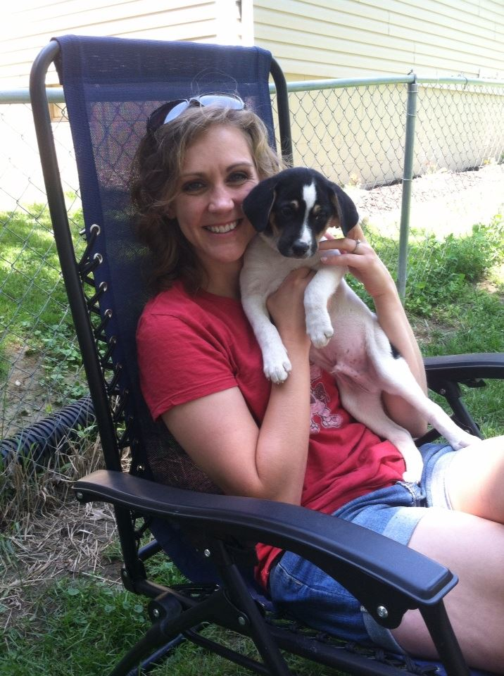 Miscarriage Made Me a Dog Mom www.herviewfromhome.com