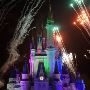 Learning about Fear on Disney's Splash Mountain
