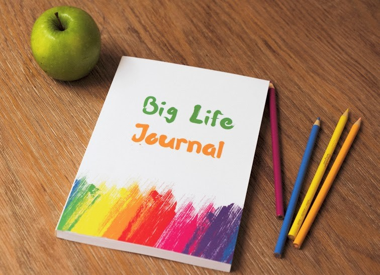 A Must Have Big Life Journal For Your Kids