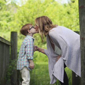 Why I Kiss My Son On The Lips