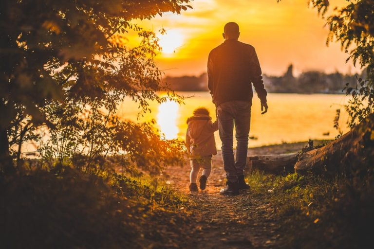 Why I Took My 11-Month-Old To My Dad's Funeral www.herviewfromhome.com