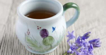 Hot Tea Honey - A Ritual with My Children www.herviewfromhome.com