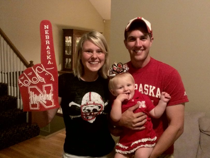 Being the Wife of a College Football Fan www.herviewfromhome.com