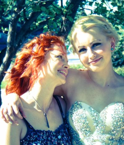 Me and Ali Prom 2016