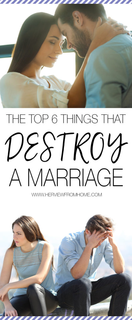 Don't quit dating. That's how you won each other over and that's how you keep each other wanting to come home to you. www.herviewfromhome.com