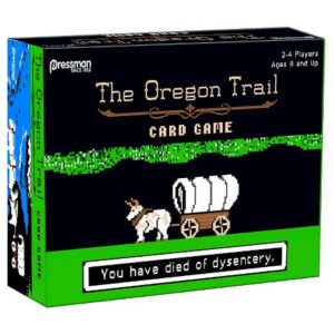 New Oregon Trail Board Game to be Released:  Kids From The '80s & '90s Freak Out
