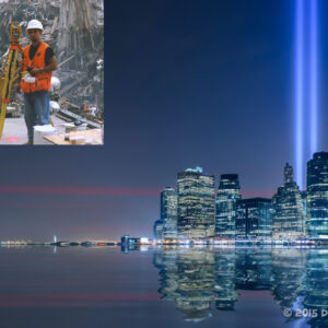 "Dez Santana's Story: Ensuring the Safety of First Responders at ""Ground Zero"""
