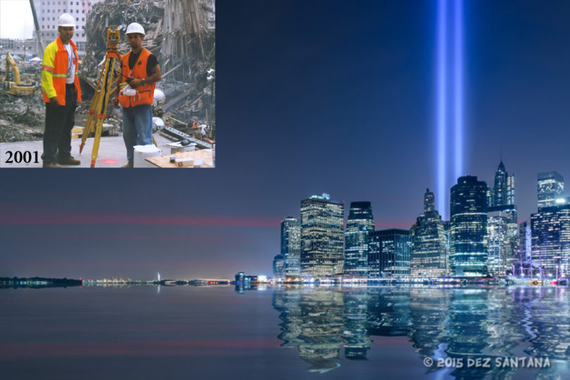 """Dez Santana's Story: Ensuring the Safety of First Responders at """"Ground Zero"""" www.herviewfromhome.com"""