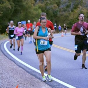 """Beastess"" Momma Pumps While Competing in Half Marathon"