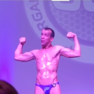 Cerebral Palsy Bodybuilder Proves Disabilities Do Not Have To Limit Life