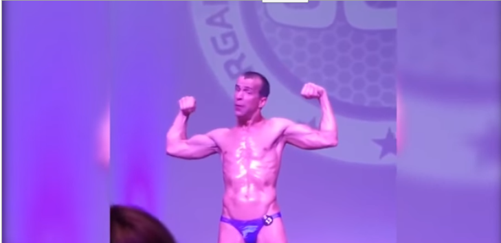 Cerebral Palsy Bodybuilder Proves Disabilities Do Not Have To Limit Life www.herviewfromhome.com