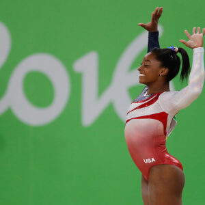 To Simone Biles from a Parent of a child with ADHD