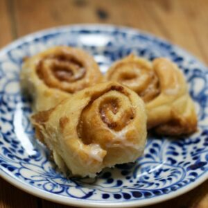 Easy Cinnamon Rolls to Make with Your Kids