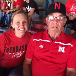 The Day I Became a Husker Fan