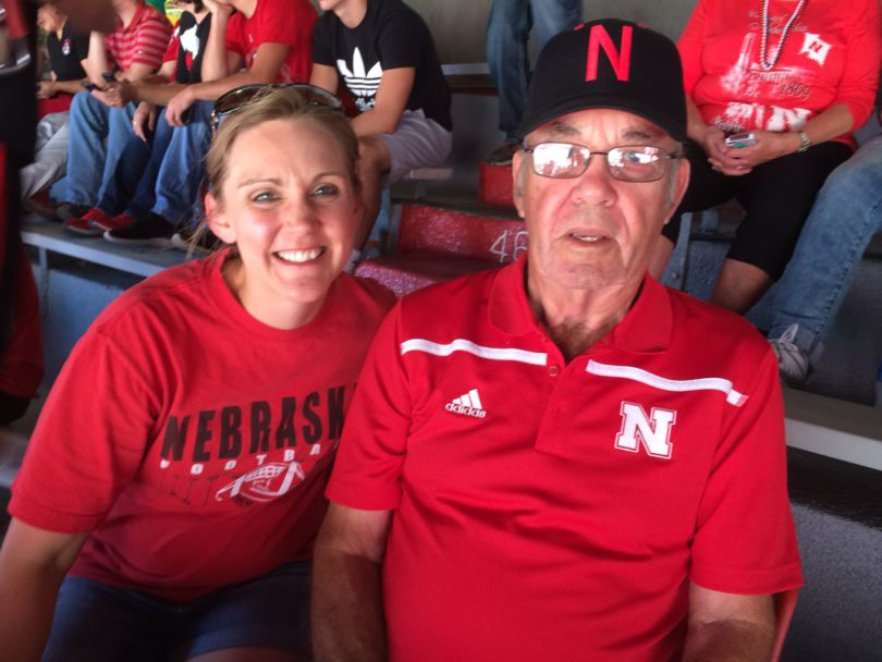 The Day I Became a Husker Fan www.herviewfromhome.com